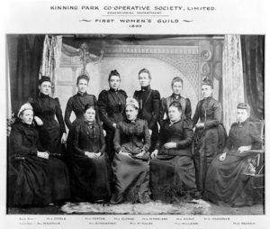 The First Womens Guild 1890